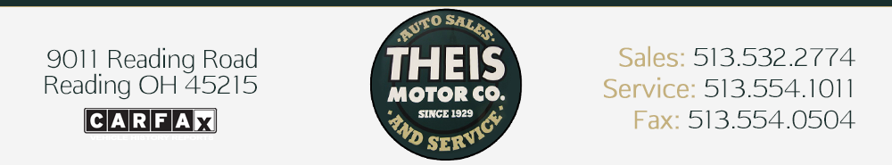 Theis Motor Company - Reading, OH