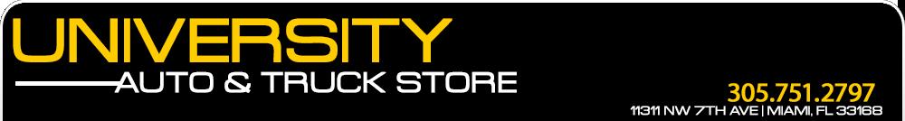 University Auto & Truck Store - Miami, FL
