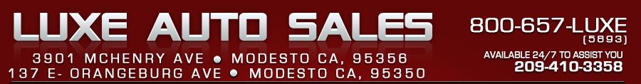 Luxe Auto Sales - Modesto, CA
