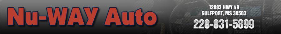 Nu-Way Auto Sales 1 - Gulfport, MS
