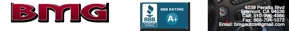 BMG Auto Sales & Repair - Fremont, CA