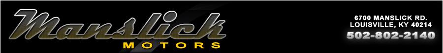 Manslick Motors - Louisville, KY