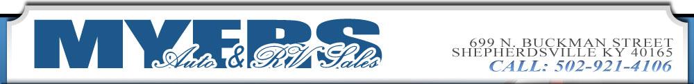 Myers Auto & RV Sales - Shepherdsville, KY