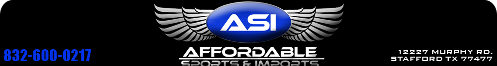 AFFORDABLE SPORTS & IMPORTS - Stafford, TX