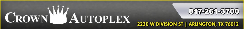 CROWN AUTOPLEX - Arlington, TX