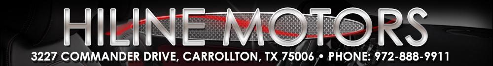HILINE MOTORS - Farmers Branch, TX