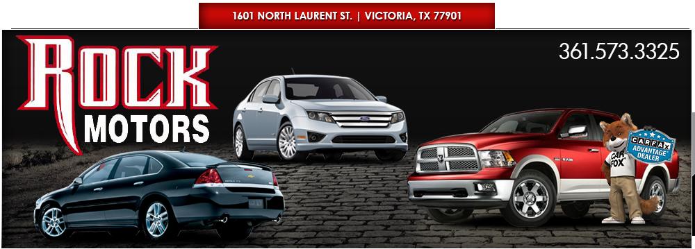 Rock Motors LLC - Victoria, TX