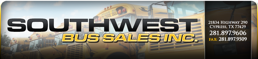 Southwest Bus Sales Inc - Cypress, TX