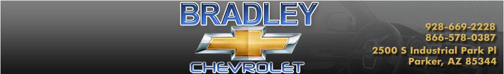 Bradley Chevrolet PARKER - Parker, AZ