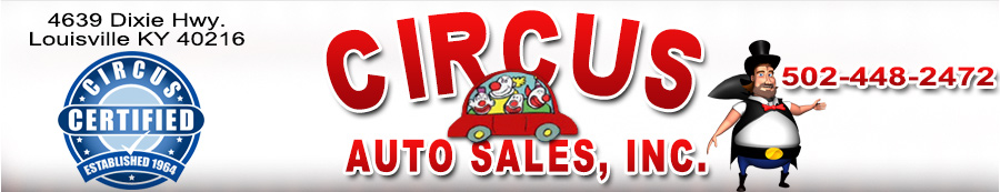 Circus Auto Sales, Inc. - Louisville, KY