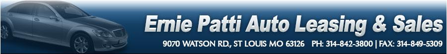 Ernie Patti Auto Leasing & Sales - St. Louis, MO