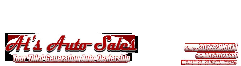 Al's Auto Sales - Madawaska, ME