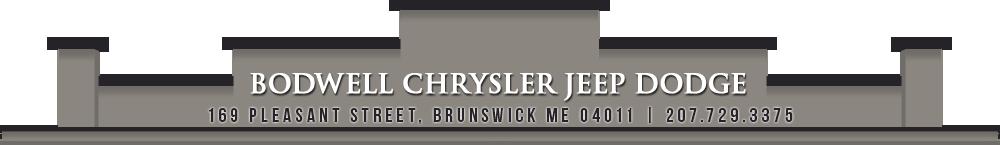 Bodwell Chrysler Jeep Dodge - Brunswick, ME