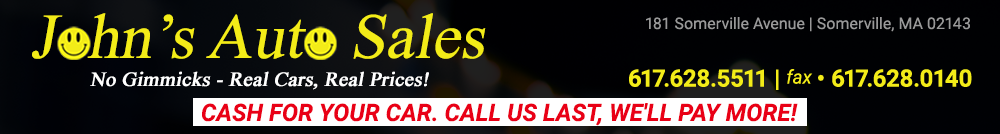 John's Auto Sales - Somerville, MA