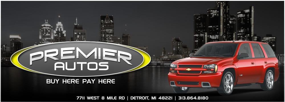 Premier Autos - Detroit, MI