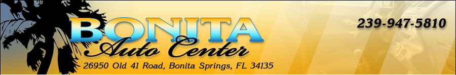 Bonita Auto Center - Bonita Springs, FL