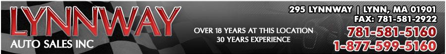 Lynnway Auto Sales Inc - Lynn, MA
