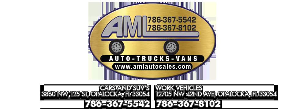 AML AUTO SALES - Opa Locka, FL
