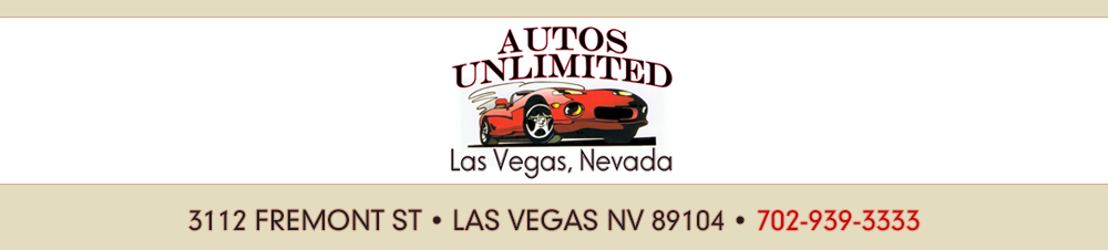 Autos Unlimited - Las Vegas, NV