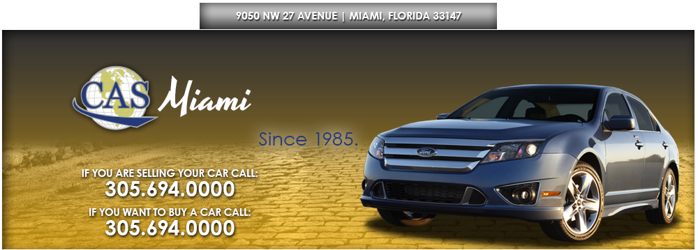 College Auto Sales - Miami, FL