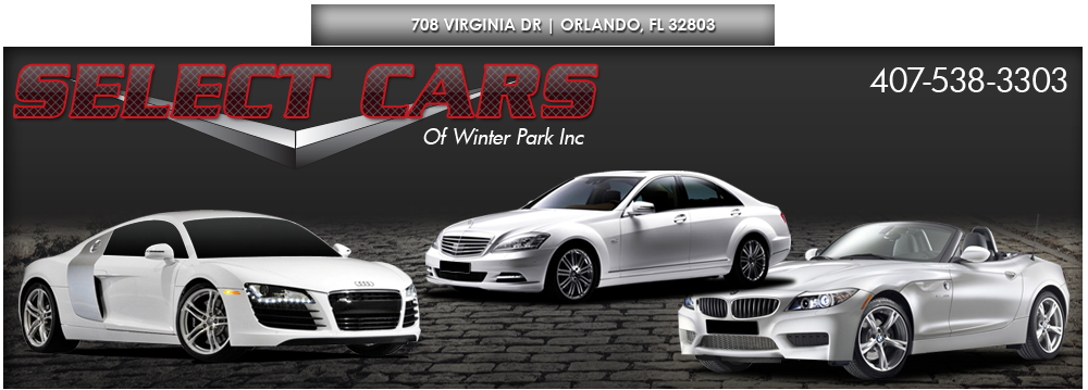 Select Cars Of Winter Park Inc - Orlando, FL