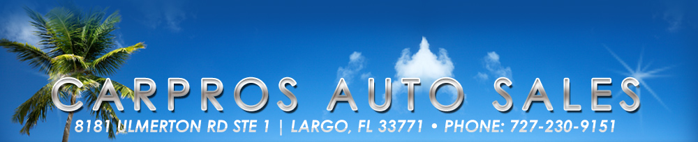Carpros Auto Sales - LARGO, FL