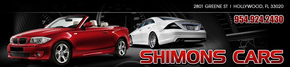 Shimons Cars Inc - Hollywood, FL