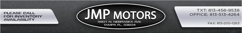 JMP MOTORS LLC - Tampa, FL