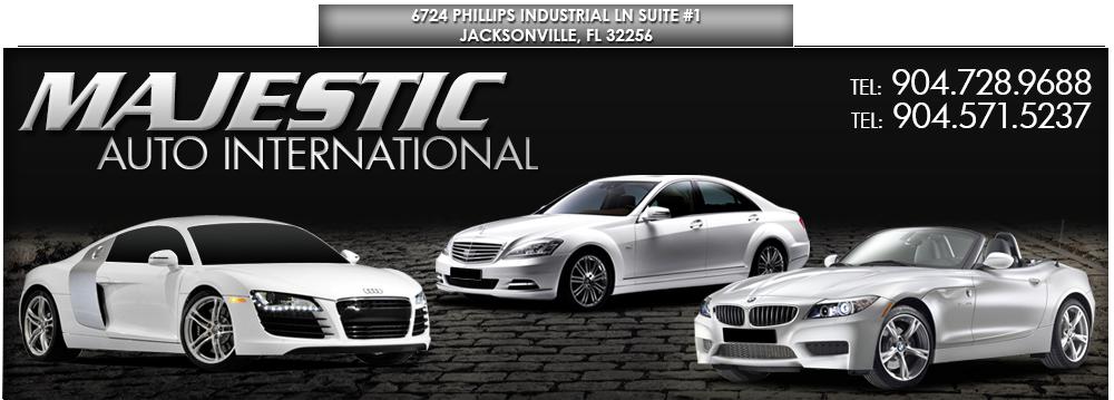 MAJESTIC AUTO INTERNATIONAL - JACKSONVILLE, FL