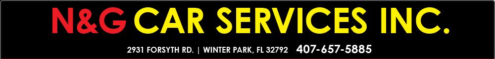 N & G CAR SERVICES INC - Winter Park, FL