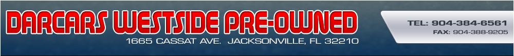 DARCARS WESTSIDE PRE-OWNED - Jacksonville, FL