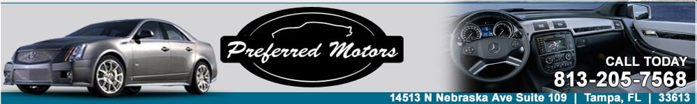PREFERRED MOTORS - Tampa, FL