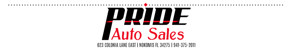 PRIDE AUTO SALES LLC - Nokomis, FL