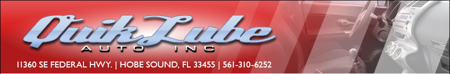 QUIK LUBE AUTO INC - Hobe Sound, FL