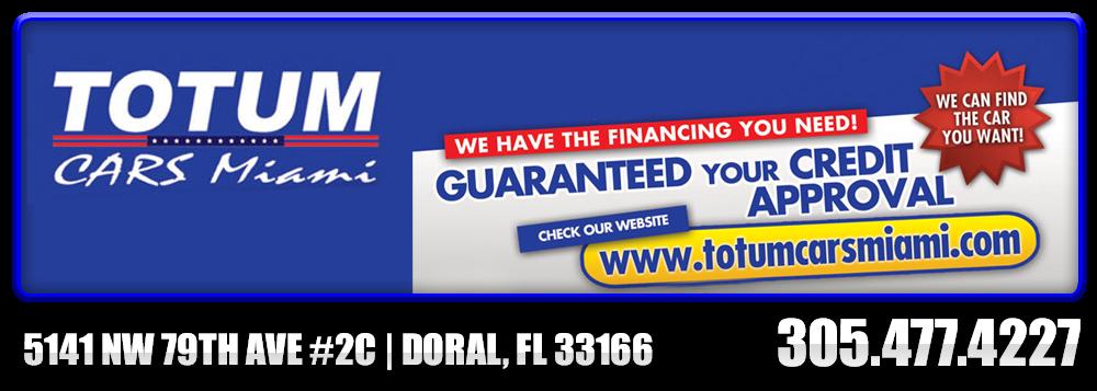 TOTUM CARS MIAMI - Miami, FL
