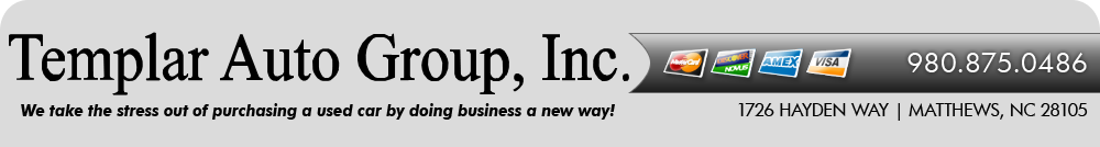 Templar Auto Group, Inc. - Matthews, NC