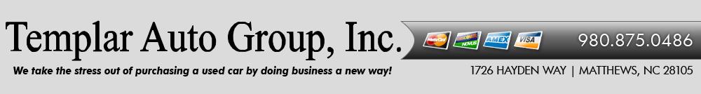 Templar Auto Group, Inc. - Matthews, NC