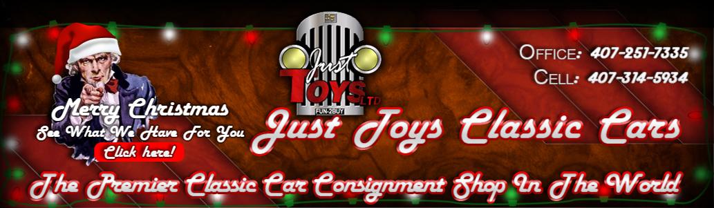 Just Toys Classic Cars - Orlando, FL
