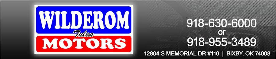 Wilderom Motors Tulsa - Tulsa, OK