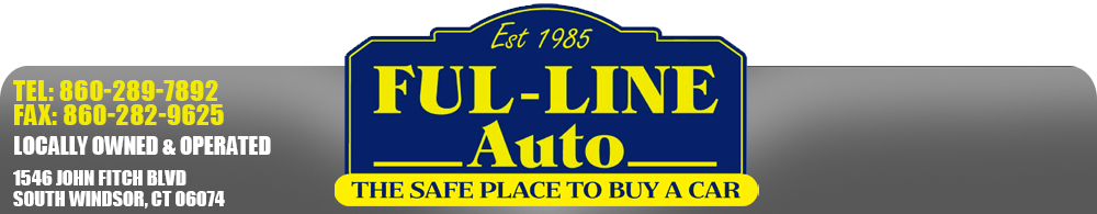Ful Line Auto - South Windsor, CT
