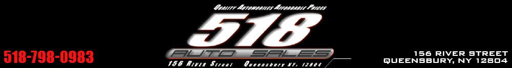 518 Auto Sales - Queensbury, NY