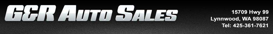G&R Auto Sales - Lynnwood, WA