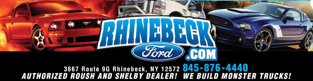 RHINEBECK FORD, INC. - Rhinebeck, NY