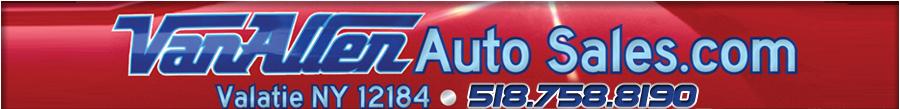 Van Allen Auto Sales - Valatie, NY
