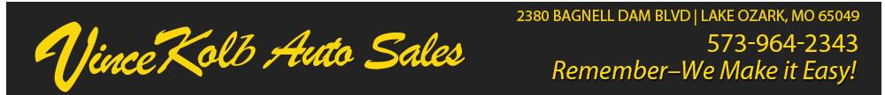 Vince Kolb Auto Sales - Lake Ozark, MO