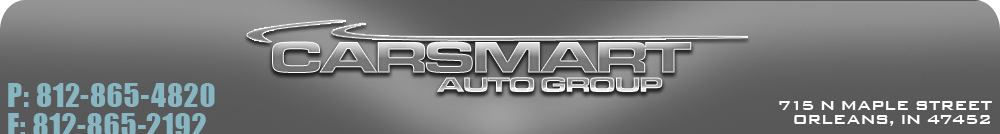 CarSmart Auto Group - Orleans, IN