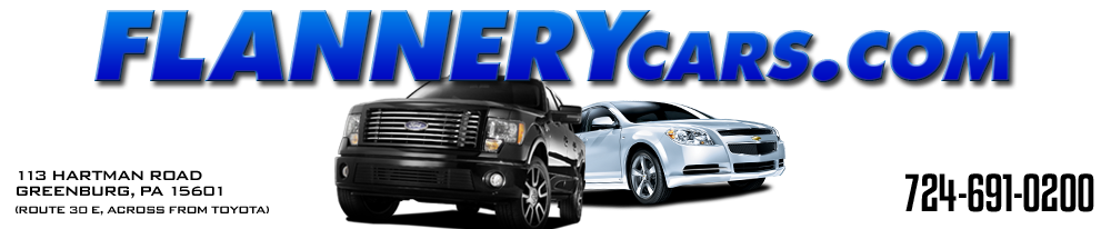 FlanneryCars.com - Greensburg, PA