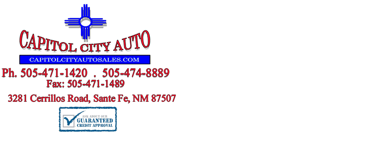 capitol city auto - used cars - sante fe nm dealer