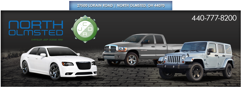 North Olmsted Chrysler Jeep Dodge Ram - North Olmsted, OH