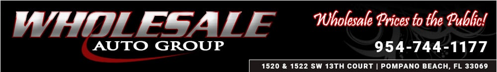 Wholesale Auto Group - Pompano Beach, FL